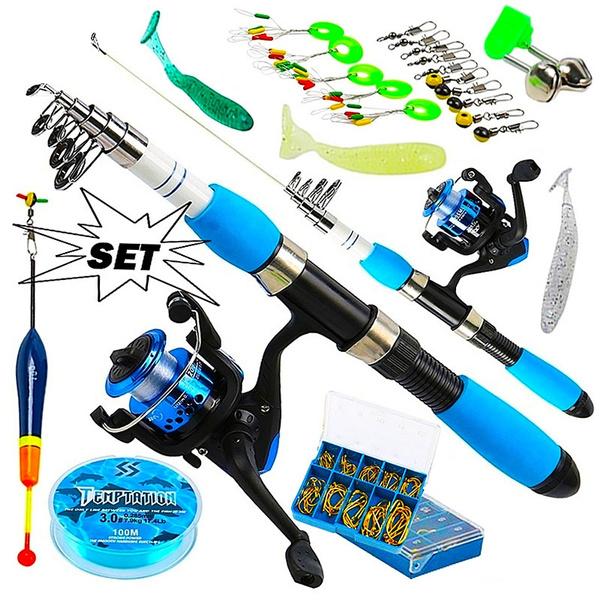 fishingaccesorie, fishingrodsandreelscombo, Travel, fishingluresset