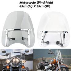 windshieldforharley, windshieldwindscreenforharley, Universal, Honda