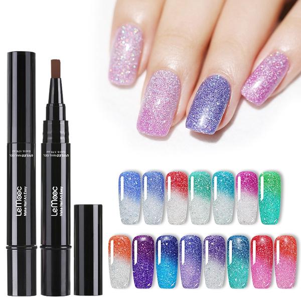 thermalgelpen, colorchangenail, Schönheitsprodukte, pencil