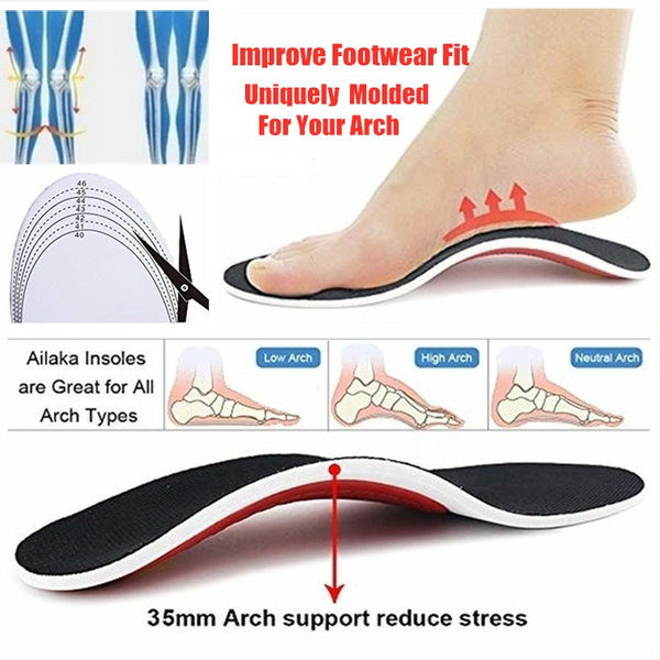 Orthopaedic Relief High Arch Support