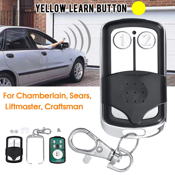 liftmaster security 2 0 learn button