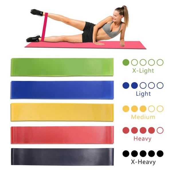 Elastic, Fitness, sportsamprecreation, resistanceband