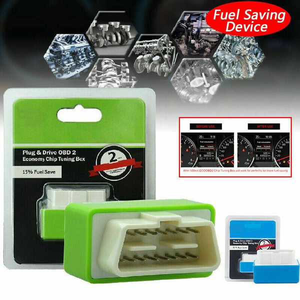 ECOFUEL OBD2 Economy Chip Tuning Box Fuel Saving Device