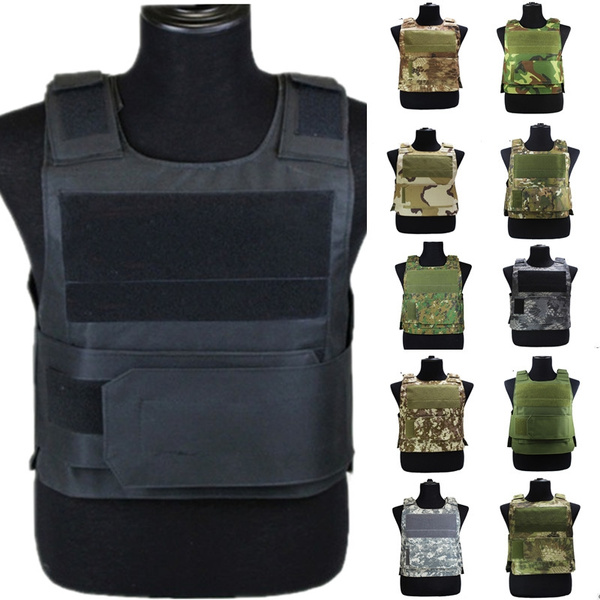 2019 US Army Military Tactical Vest Anti Stab Hard Self,Defense Clothing  Bullet,proof Security Equipment Men Tactical Vest Bulletproof Vest