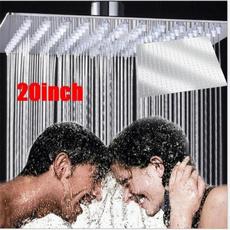 squarerainshowhead, bathampshowerfixture, stainlesssteelsquareshowerhead, Bathroom Accessories
