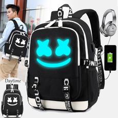 djmarshmello, student backpacks, School, marshmellorucksack