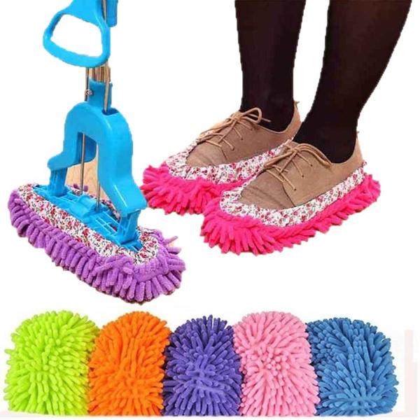 Cleaner, Flip Flops, mopslipper, Home & Living