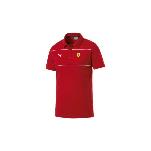 Puma Ferrari Polo T-Shirt | Wish