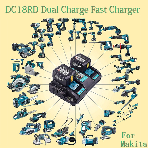 Double Battery Charger For Makita 3A Li-ion Electric Power Tool 14.4V on 12 volt battery charger diagram, battery charger installation, battery charger diode plate, battery charging circuit diagram, battery generator diagram, battery charger rectifier diode, 24 volt battery charger diagram, battery charger wire diagram, battery charger flow diagram, how does a battery work diagram, marquette battery charger diagram, car battery diagram, schumacher se 82 6 diagram, simple thermocouple diagram, battery charger parts list, battery charger circuit, golf cart 36 volt ezgo wiring diagram, iphone 5 charger cable wire diagram, battery charger transformer wiring diagram, battery diagram resistance,