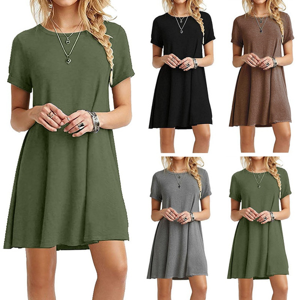 Summer, Fashion, night dress, Dress