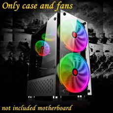 case, atxtower, PC, Glass