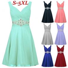 Plus Size, Evening Dress, Tunic dress, V-neck