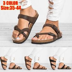 Summer, Sandals, summersandal, leather