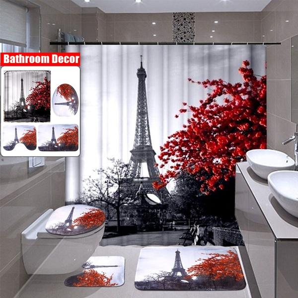 Paris Eiffel Tower Style Landscape