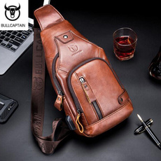 crossbordermenbag, usb, mensusbchestbag, leather