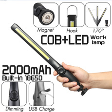Flashlight, cobworklight, led, portablelight