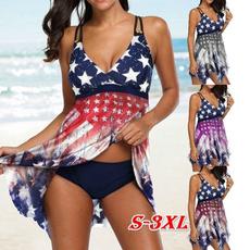 Women's Fashion, bathing suit, beach wear, Halter