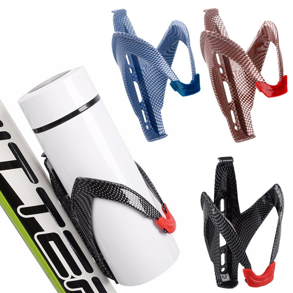 Bicycle Cycling Mountain Road Bike Water Bottle Holder Cages Rack Mount