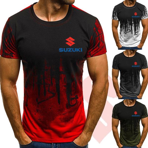 short sleeves, Summer, Plus Size, printed