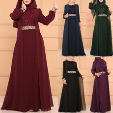 Plus Size, Sleeve, Long Sleeve, Dress