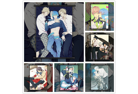 DRAMAtical Murder Anime Wall Art Home Decoration Scroll Poster