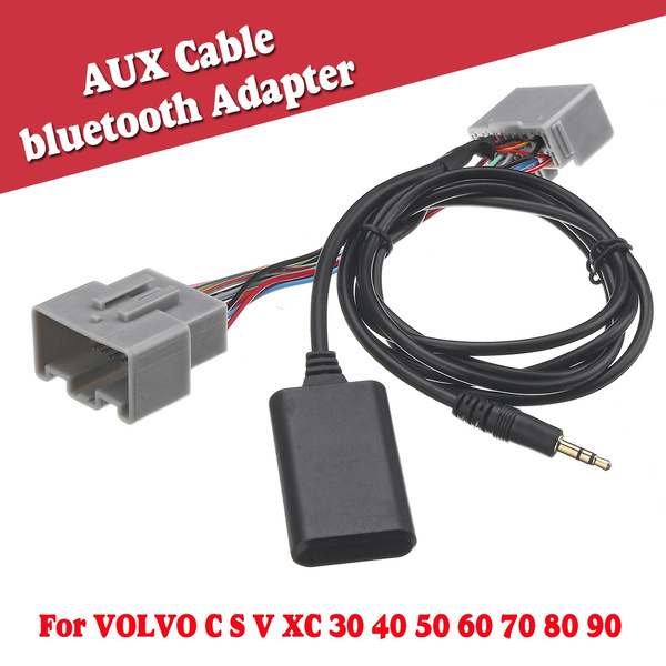 DOXINGYE,Car USB SD AUX Adapter Digital Music CD Changer Mp3 Converter for  Volvo HU-series C70 S40/60/80 V70 XC70 Interface
