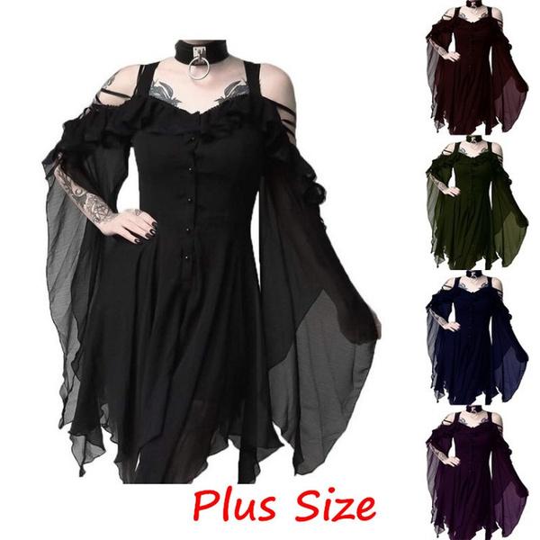 darkdresse, Dark, Goth, Plus Size