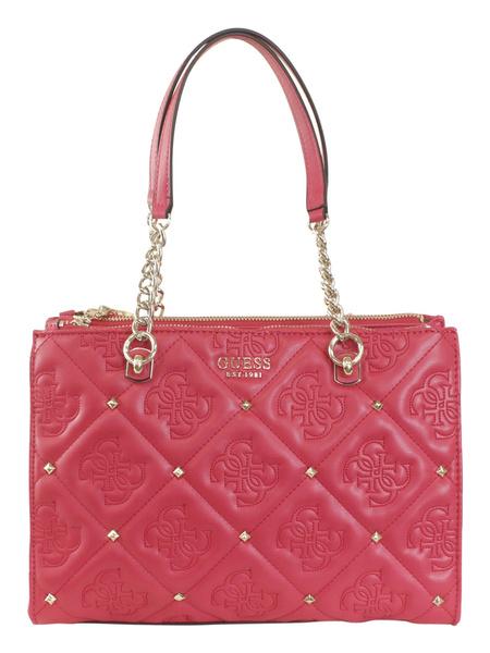 Guess Women S Jeana Status Satchel Handbag