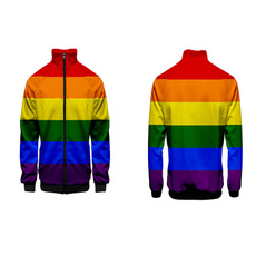 Moda, gay, rainbow, Long Sleeve