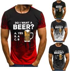 Mens T Shirt, Funny T Shirt, Shirt, doiwantabeer