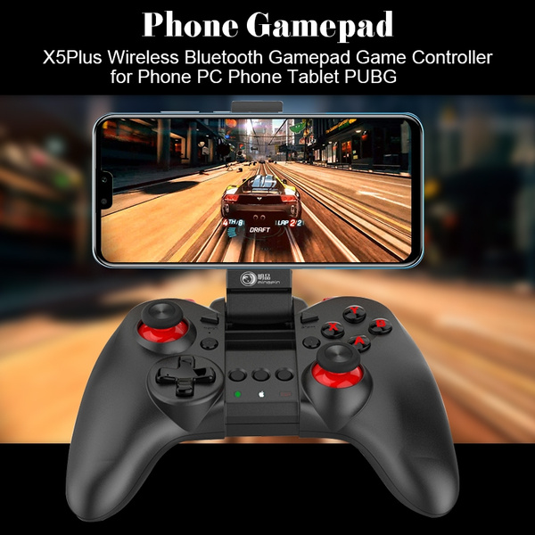 X5Plus Wireless Bluetooth Gamepad Game Controller for Phone PC Phone Tablet  PUBG