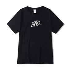 Hip-hop Style, Summer, Tees & T-Shirts, Cotton