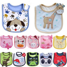 Cotton, feedingbib, infantbib, Towels