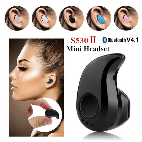 Headset, Microphone, Ear Bud, Mini