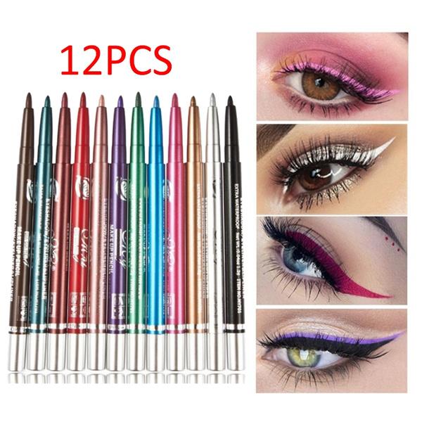 Eye Shadow, eye, Beauty, Colorful