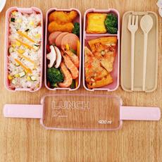 Box, bentoboxe, officeampschoolsupplie, foodstoragecontainer