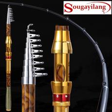 Fiber, fishingpolerod, telescopicfishingrod, spinningfishingrod