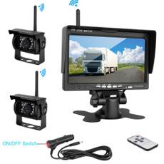 truckaccessorie, rv, backupcamera, Monitors