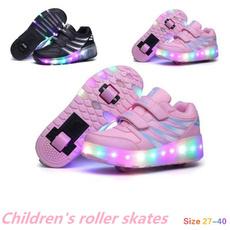 Sneakers, rollershoe, led, lights
