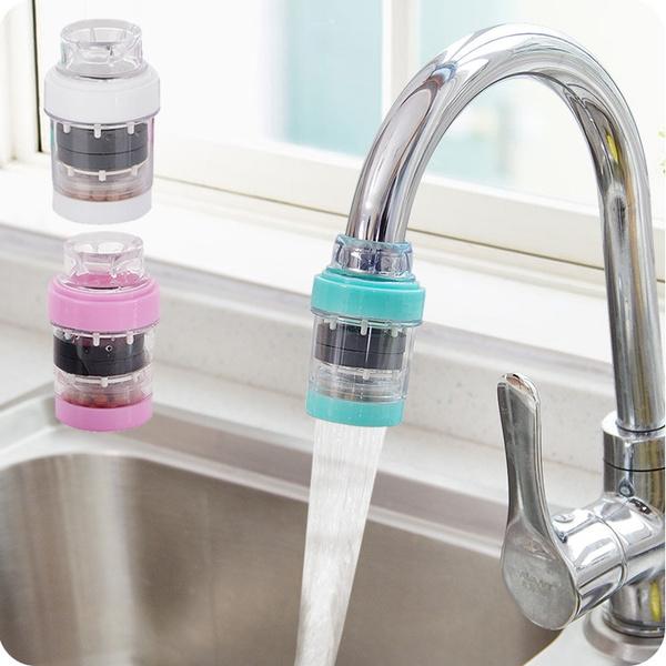 Maifan Stone Magnetized Water Purifier Kitchen Tap Water Filter Faucet  Water Purifier