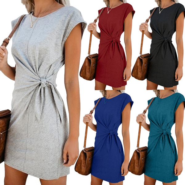 Summer, Fashion, neck dress, Necks