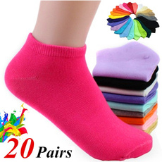 socksamptight, cute, womensock, candy color