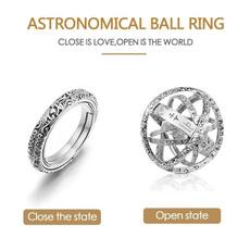 astronomicalball, 18k gold, Jewelry, constellationring