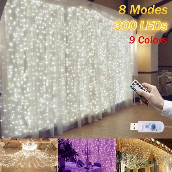 waterprooflightstring, Outdoor, led, Home Decor