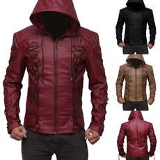 Jacket, Plus Size, hooded, Winter