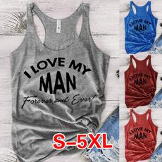 Summer, Vest, Fashion, Tank