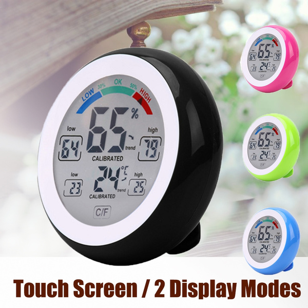 Touch Screen, weather forecast, Temperature, Home & Living