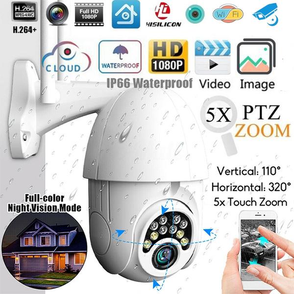 2019 New IP Camera WiFi 2MP 1080P IP66 Waterproof Wireless Speed Dome CCTV  IR Onvif Camera Outdoor Security Surveillance IpCam Camara Exterior