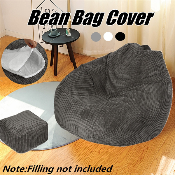 100x120cm Large Bean Bag Chairs Couch