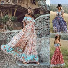 Plus Size, long skirt, Holiday, Fashion